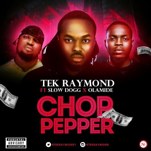 Tek-Raymond-Chop-Pepper-ft-Slow-Dogg-Olamide