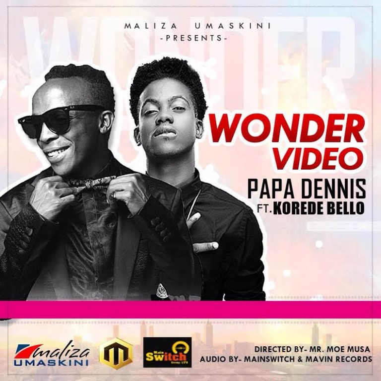 Papa-Dennis-Korede-Bello-Wonder-video-Art