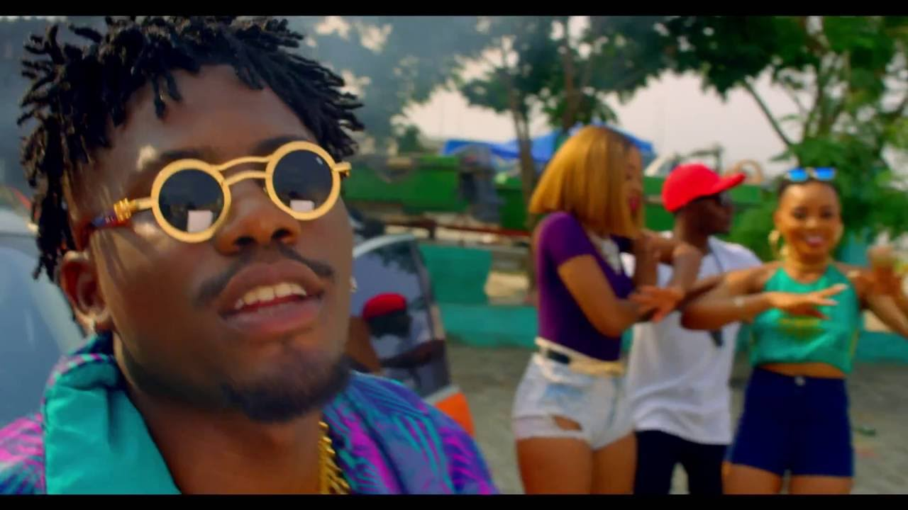 VIDEO: DJ Consequence – In A Benz ft. Ycee