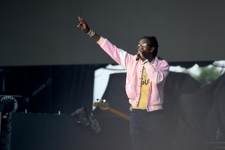Young Thug – MLK Ft Trouble & Shad Da God