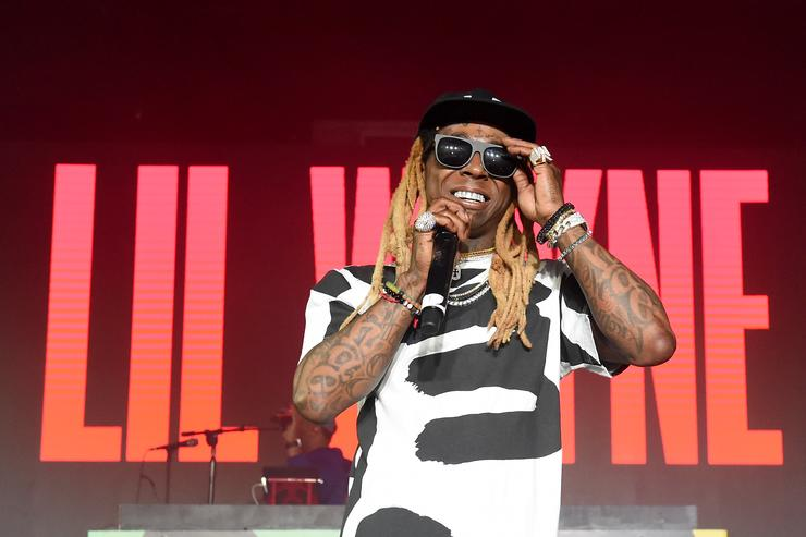 Lil Wayne – Till She Lose Her Voice