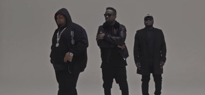 Sarkodie – Light It Up ft. Big Narstie & Jayso Video