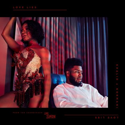 Khalid & Normani Kordei – Love Lies