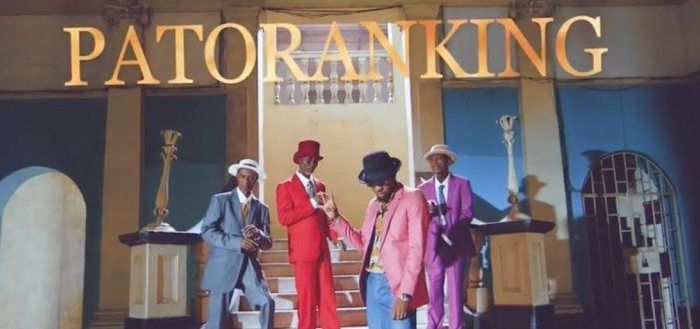 Patoranking – Available Video