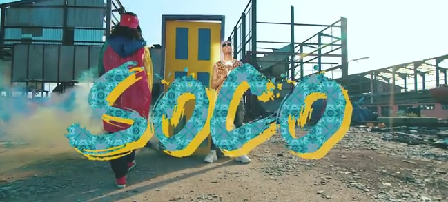 Starboy – Soco Ft Wizkid, Terri, Spotless & Ceeza Milli Video