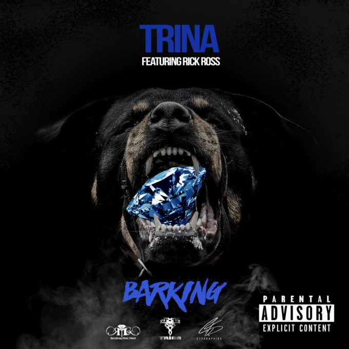 Trina – Barking Ft Rick Ross