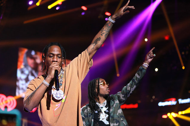 Quavo & Travis Scott – Smell Of Money