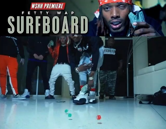 Fetty Wap – Surfboard
