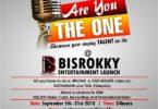 bisrokky Entertainment Launch contest