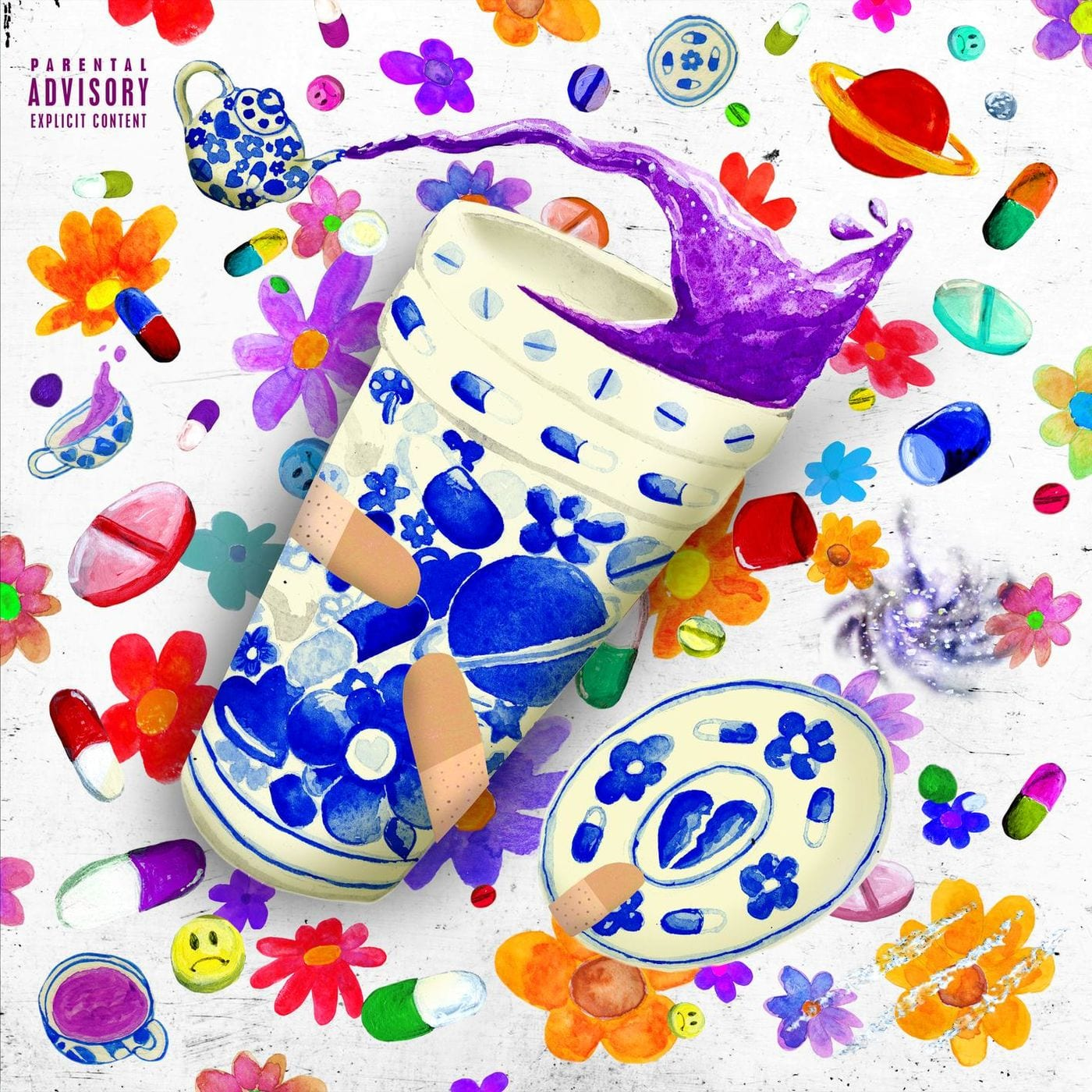 Future – Fine China Ft Juice WRLD