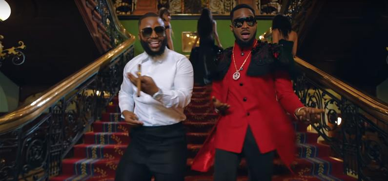 D'banj – Something For Something ft. Cassper Nyovest Video