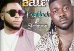 Evablack – Give Am Belle Ft. Slimbrown