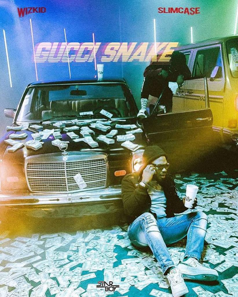 Wizkid – Gucci Snake Ft Slimcase