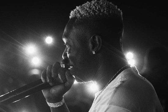 zlatan ibile on stage