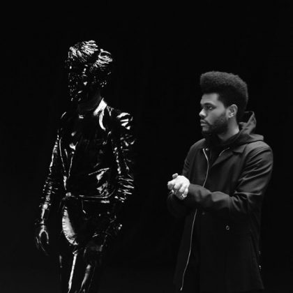 Gesaffelstein & The Weeknd – Lost in the Fire
