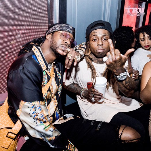 Lil Wayne and 2 Chainz
