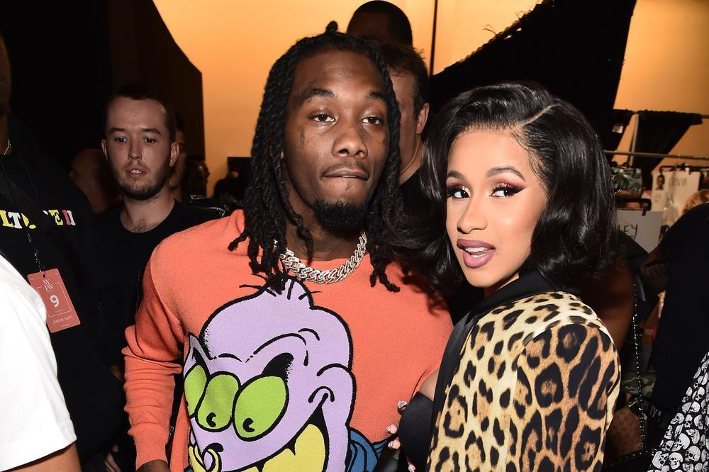 Offset – Clout Ft Cardi B