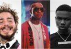 Post Malone - Wow Remix Ft Tyga & Roddy Ricch