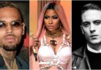 Chris Brown – Wobble Up Ft Nicki Minaj & G-Eazy