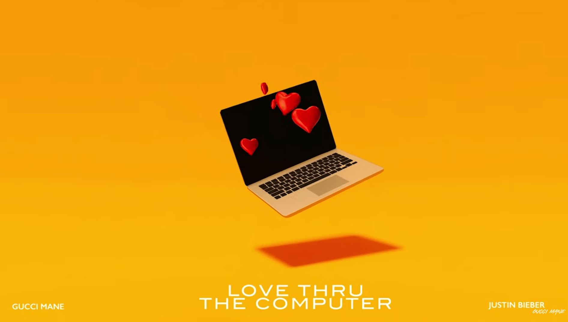 Gucci Mane – Love Thru The Computer Ft Justin Bieber