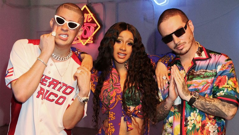 Cardi B Ft Bad Bunny & J Balvin