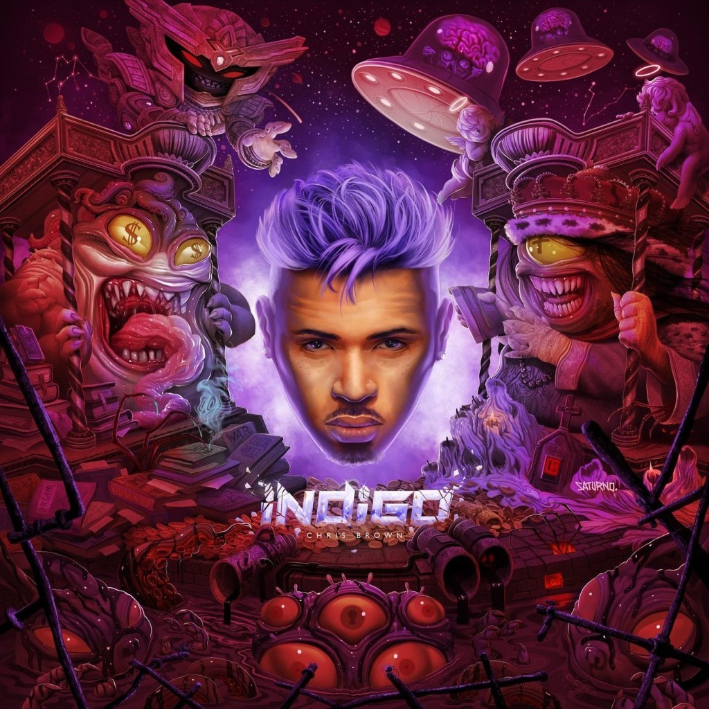 Chris Brown – Indigo Album