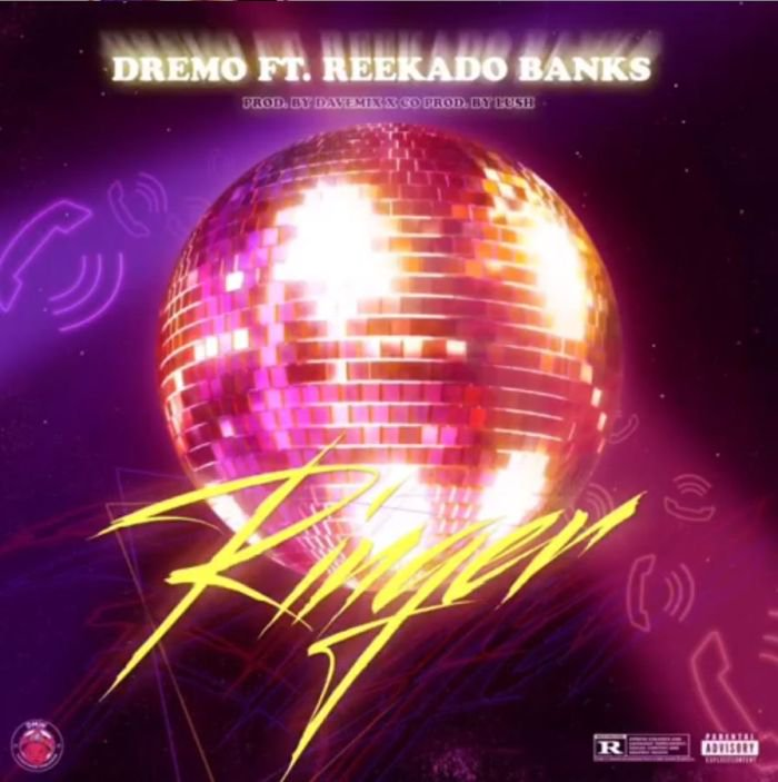 Ddremo ringer ft reekado banks