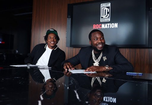 Meek Mill and Jay Z