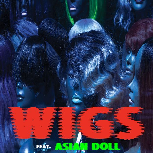 ASAP Ferg - Wigs Ft Asian Doll