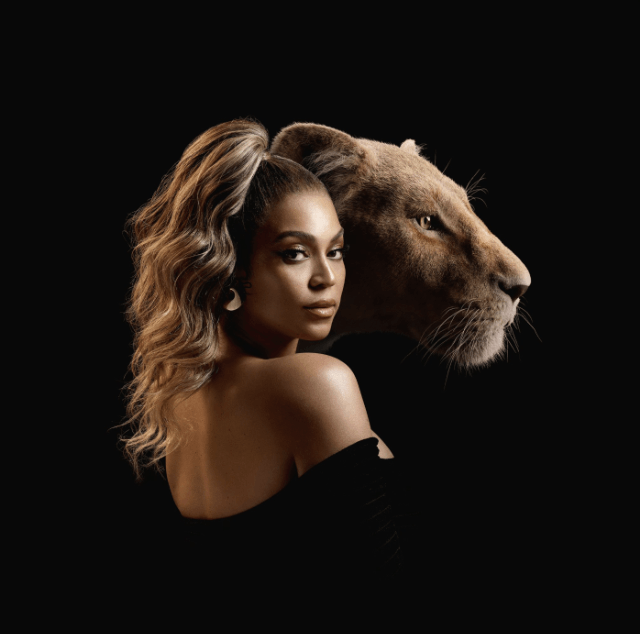 Beyonce The Lion King Album