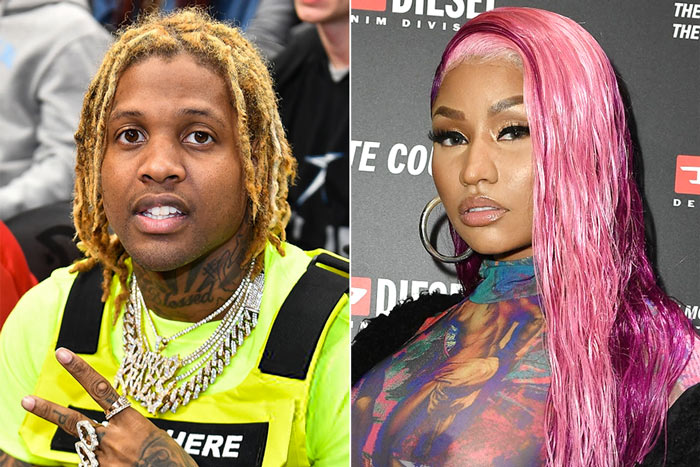 lil durk and nicki minaj