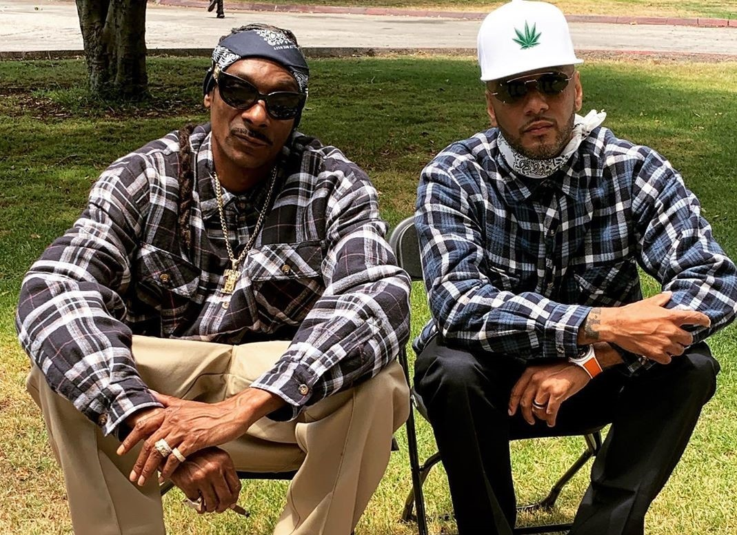 snoop . dogg and swizz beatz