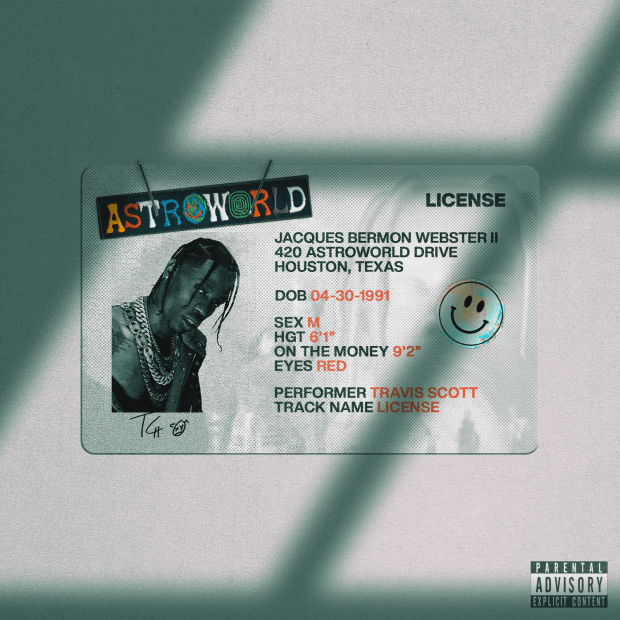 Travis Scott - License