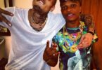 Wizkid and Chris Brown