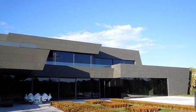 Eden Hazard Mansion