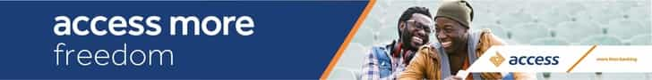 Access Bank Header Banner