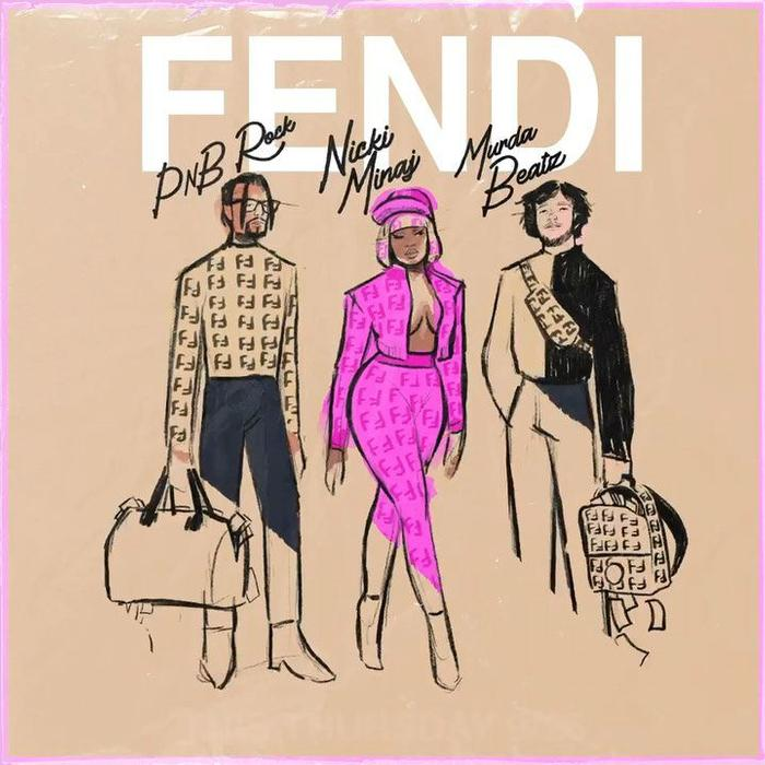 PnB Rock - Fendi Ft Nicki Minaj & Murda Beatz
