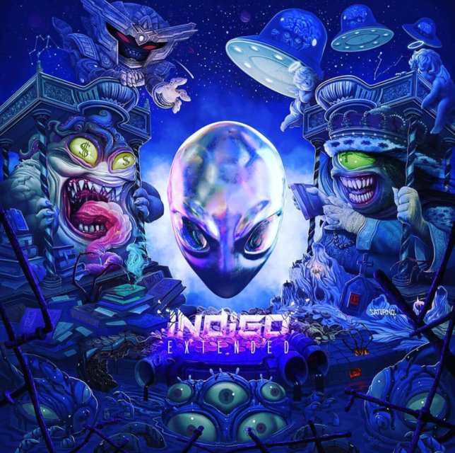Chris Brown Indigo Extended Album