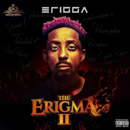 Erigga The Erigma Album