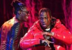Young Thug and Travis Scott