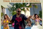 Sean Paul Ft. Tiwa Savage & DJ Spinall - When It Comes To You [Remix]