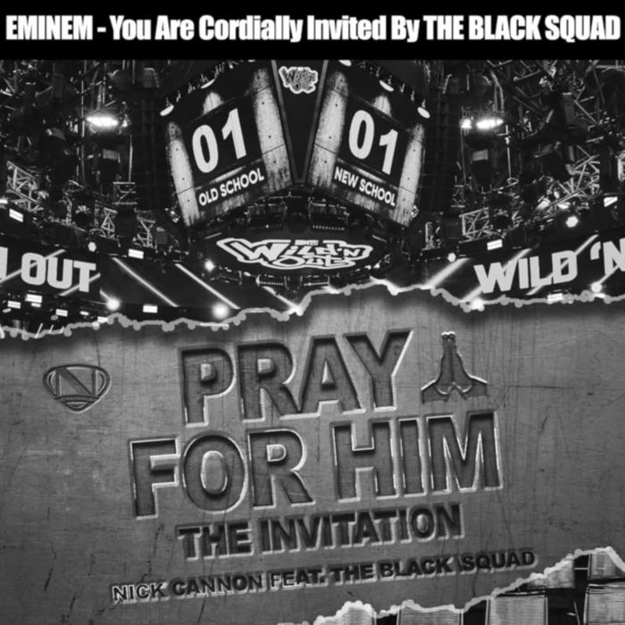 Nick Cannon - Pray For Him (Eminem Diss) ft. Black Squad