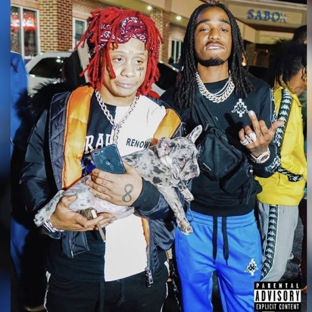 Quavo and Trippie Redd