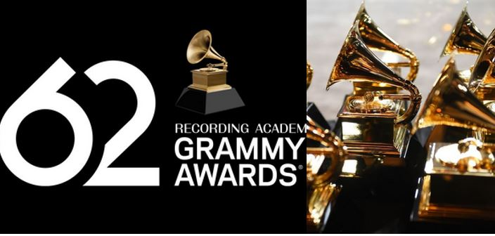 grammy awards 62nd edition