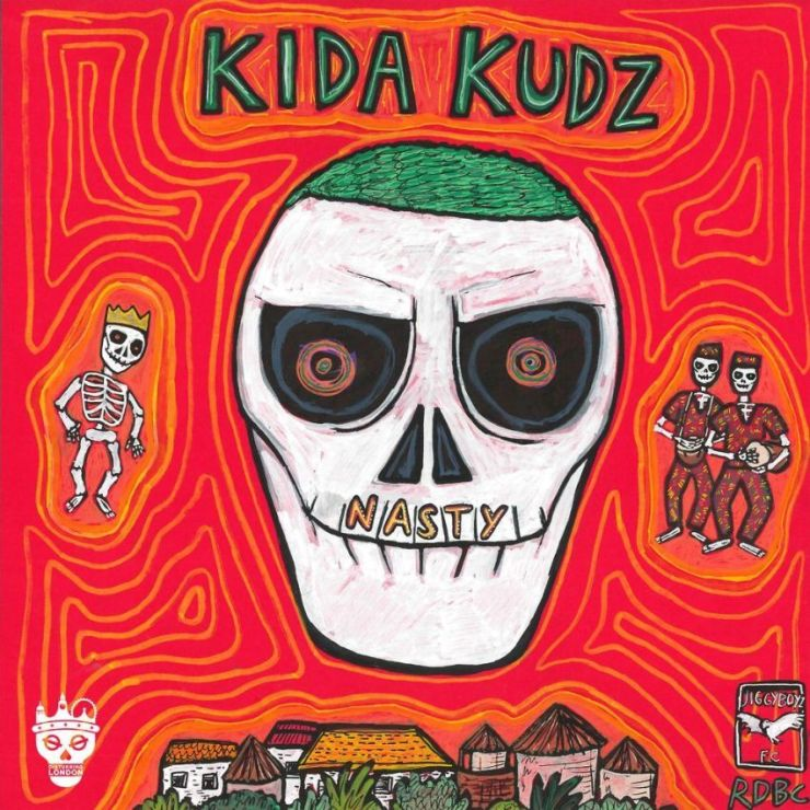 kida kudz Nasty Album