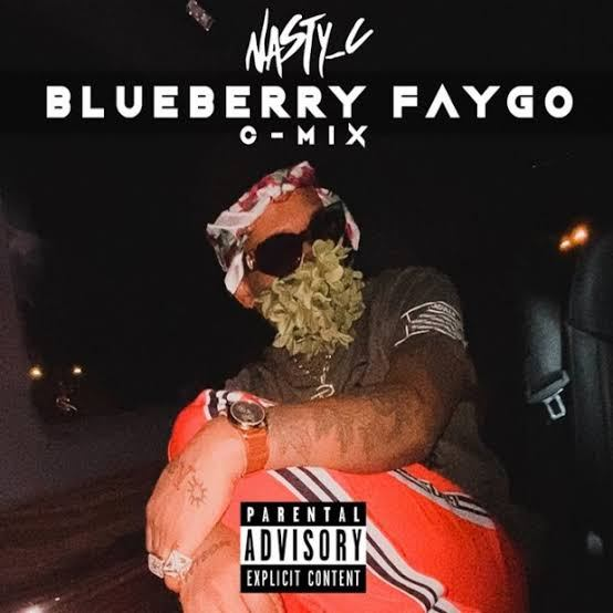 Nasty C - Blueberry Faygo (C-Mix)