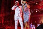 Akon and Wizkid