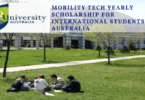 Mobility Tech Yearly funding for International Students in Australia