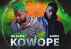 Skales x Akon - Kowope