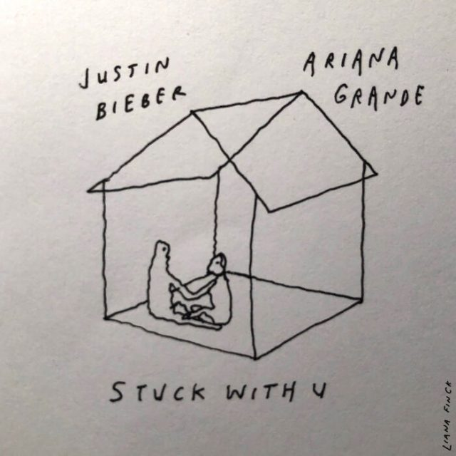 Justin Bieber & Ariana Grande - Stuck with U